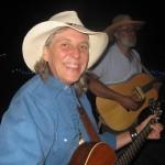 Scooter Pearce at Old Settler's Music Festival